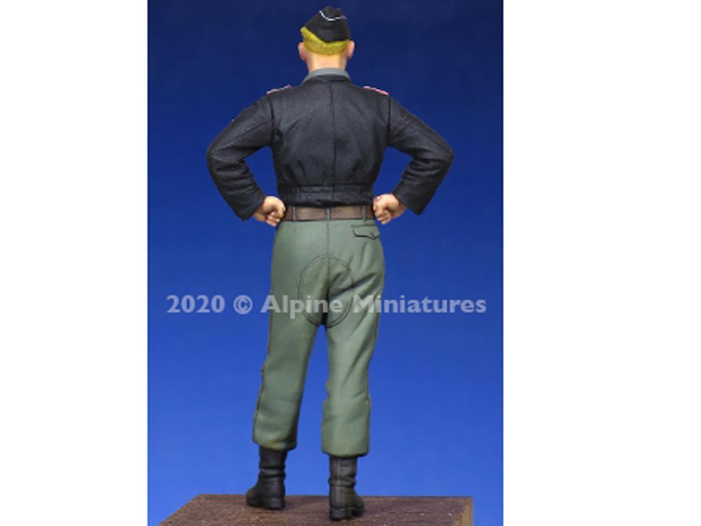 WSS Panzer Officer (Vista 8)