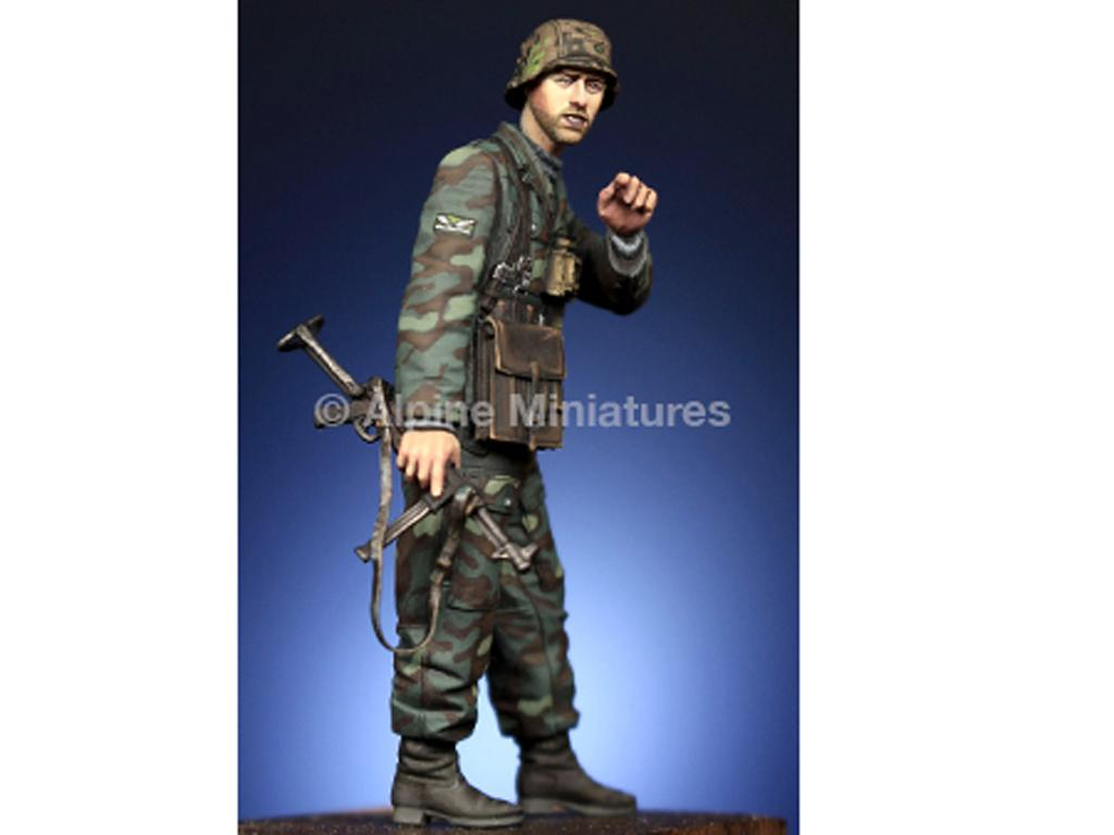 WSS Grenadier Officer  (Vista 4)