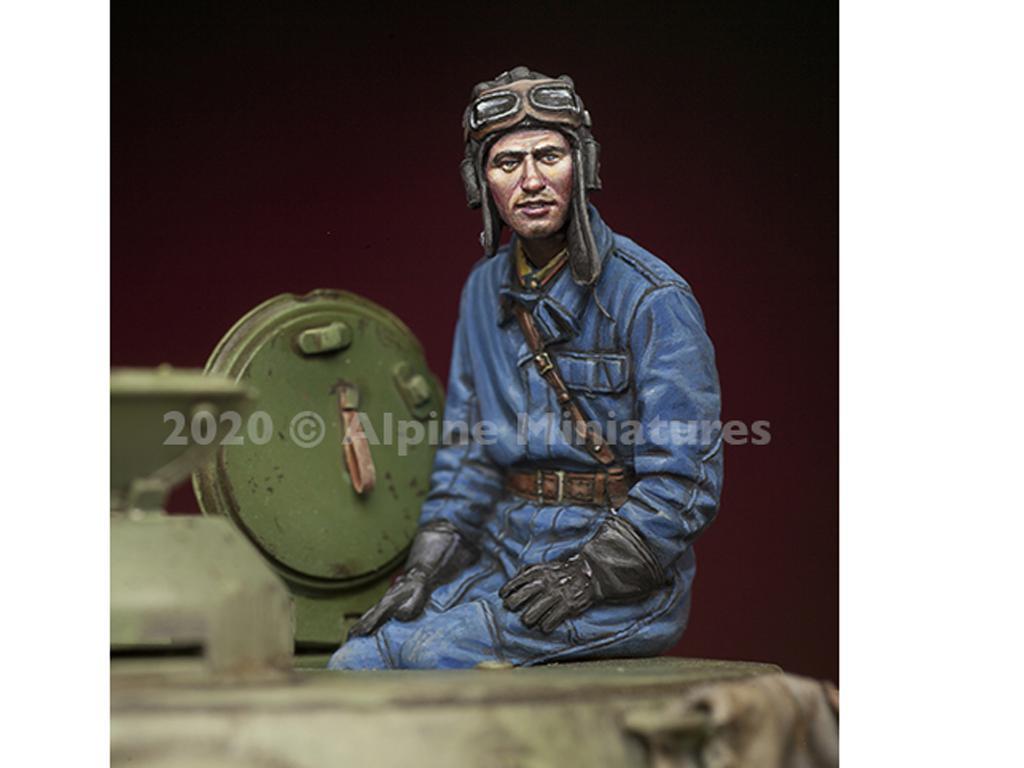 Comandante Tanque Ruso 1 (Vista 1)