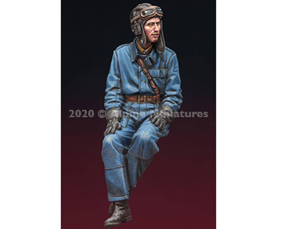 Comandante Tanque Ruso 1 (Vista 4)