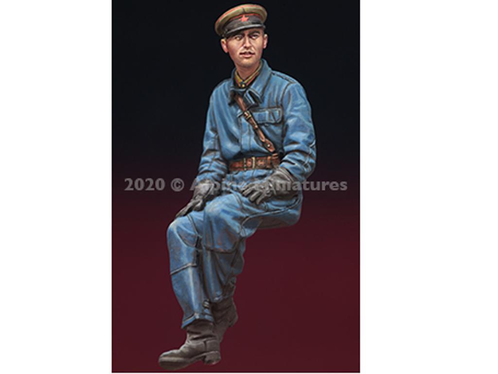 Comandante Tanque Ruso 1 (Vista 5)