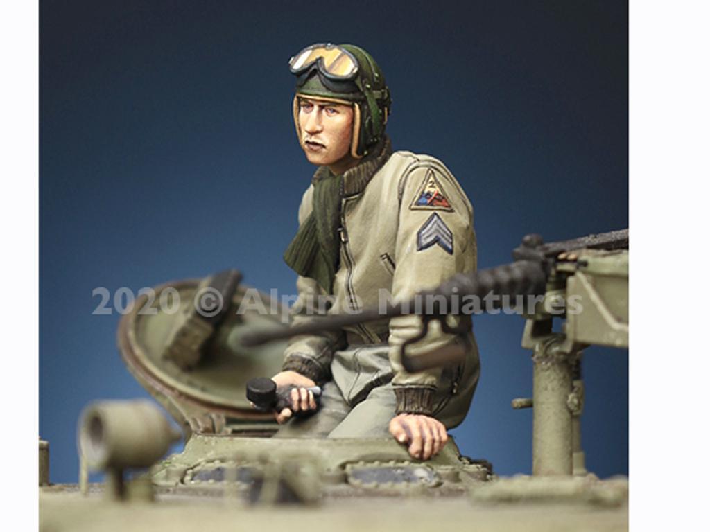Comandante Tanquista US (Vista 1)