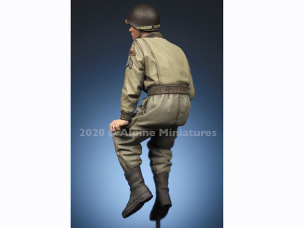 Comandante Tanquista US (Vista 10)