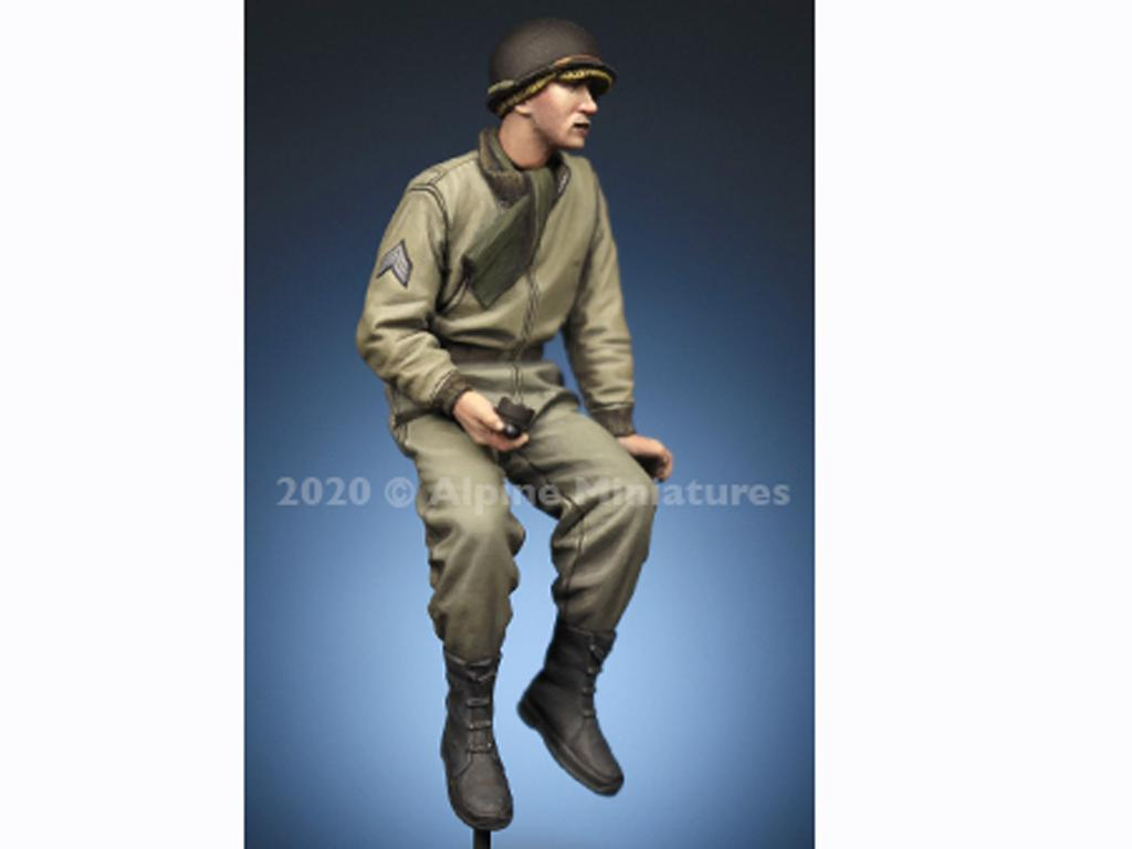 Comandante Tanquista US (Vista 11)
