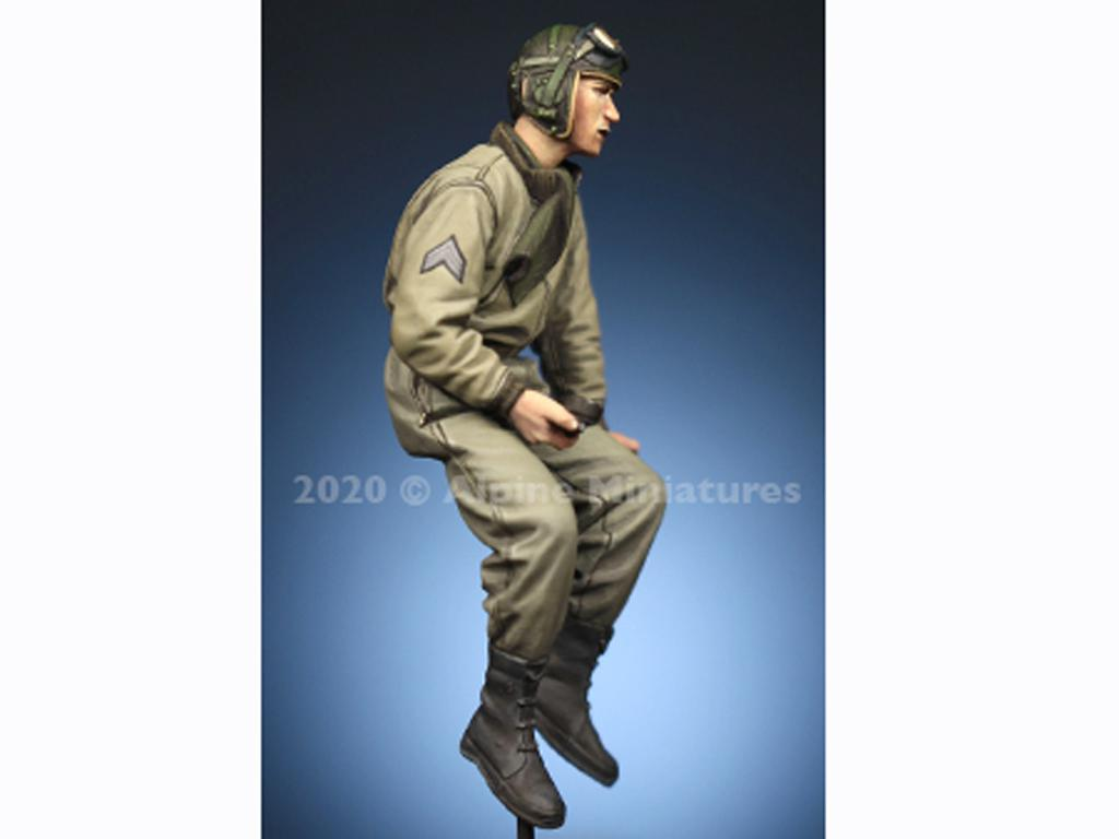 Comandante Tanquista US (Vista 2)