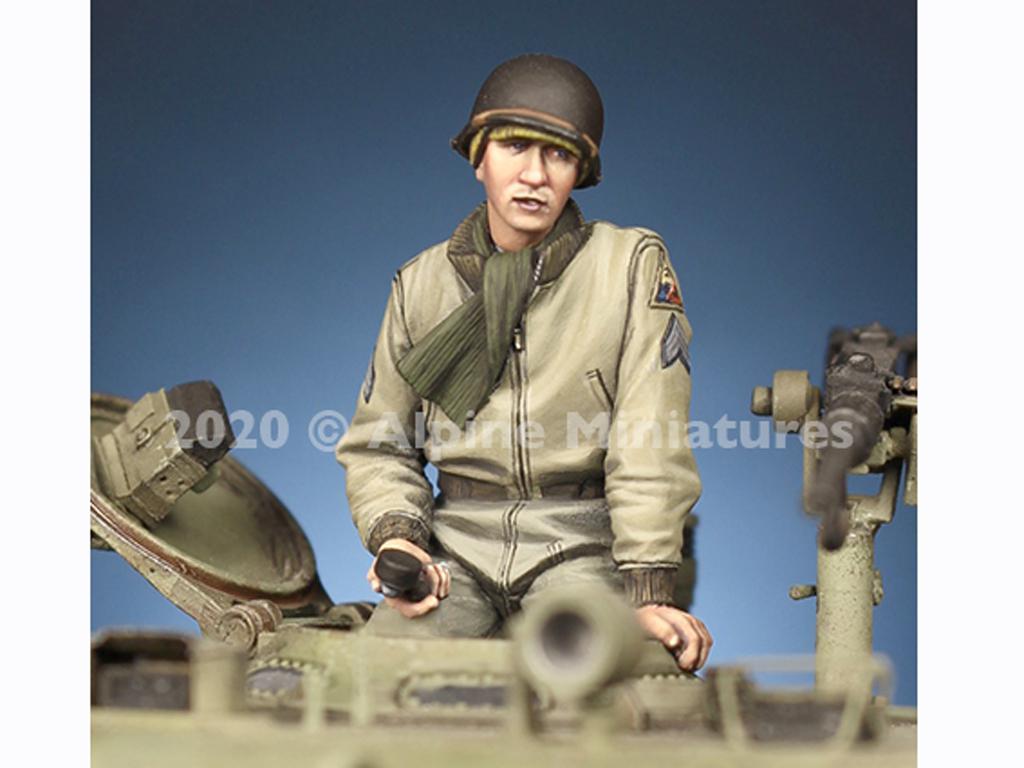 Comandante Tanquista US (Vista 3)