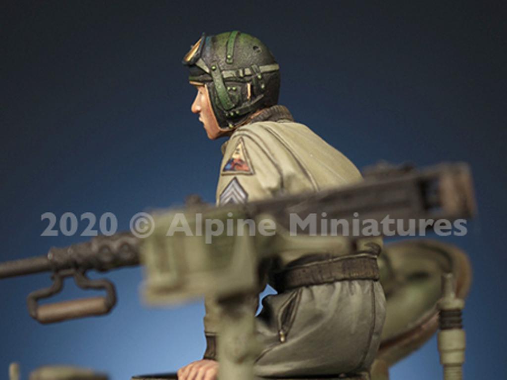 Comandante Tanquista US (Vista 4)