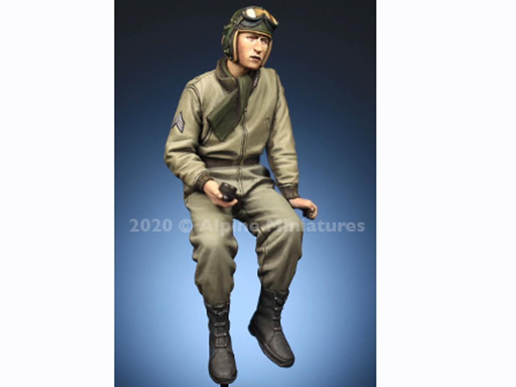 Comandante Tanquista US (Vista 5)