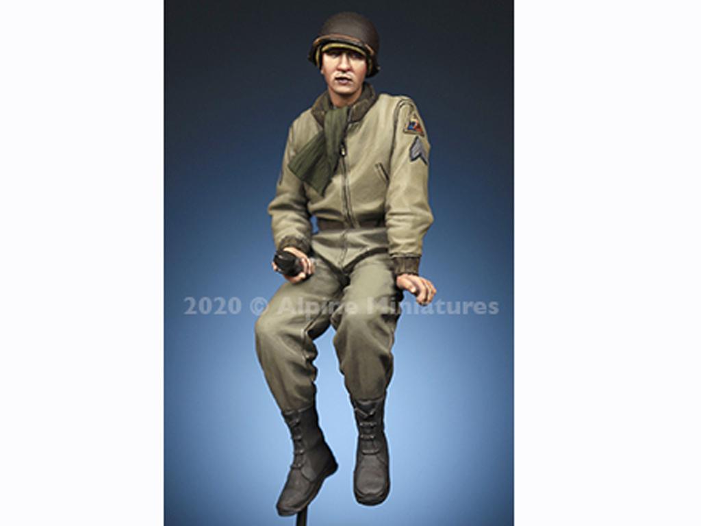 Comandante Tanquista US (Vista 6)