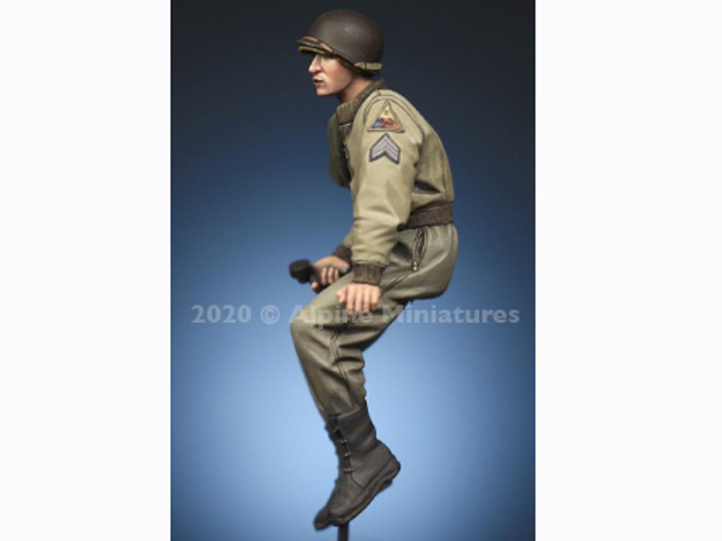 Comandante Tanquista US (Vista 7)