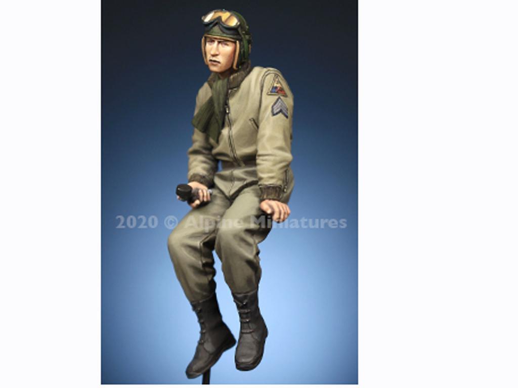 Comandante Tanquista US (Vista 8)
