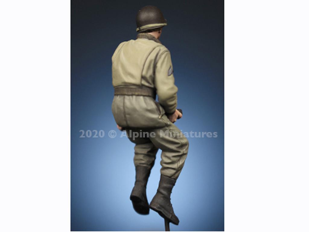 Comandante Tanquista US (Vista 9)