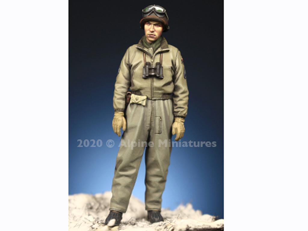 Comandante Tanquista US Set (Vista 4)