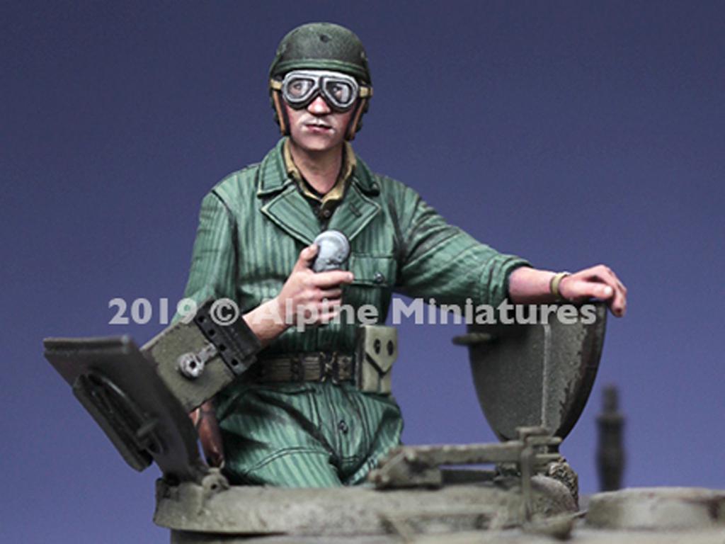 Comandante Tanque US (Vista 1)