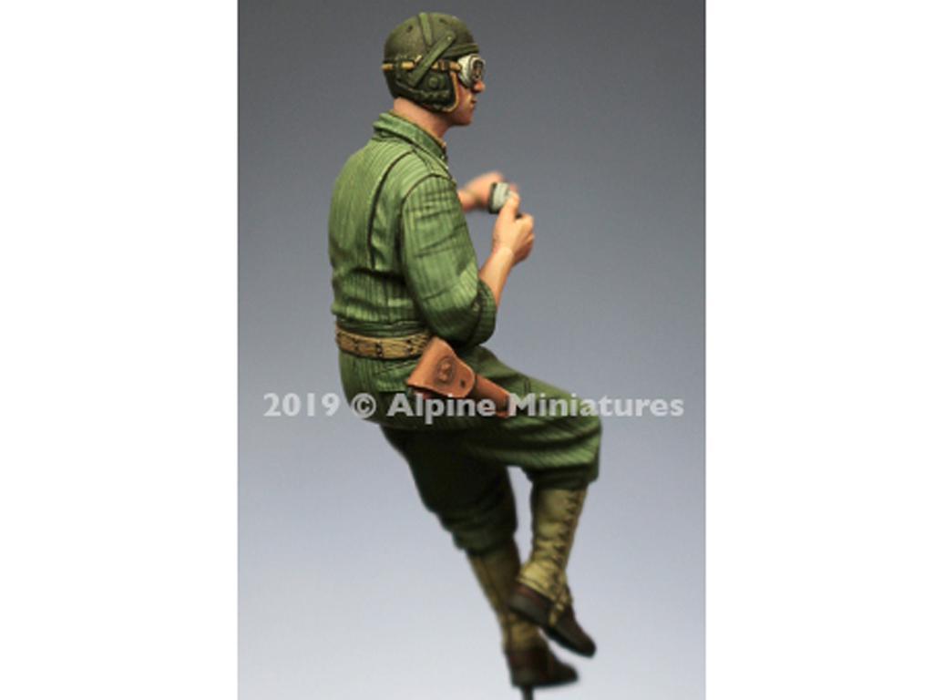Comandante Tanque US (Vista 2)