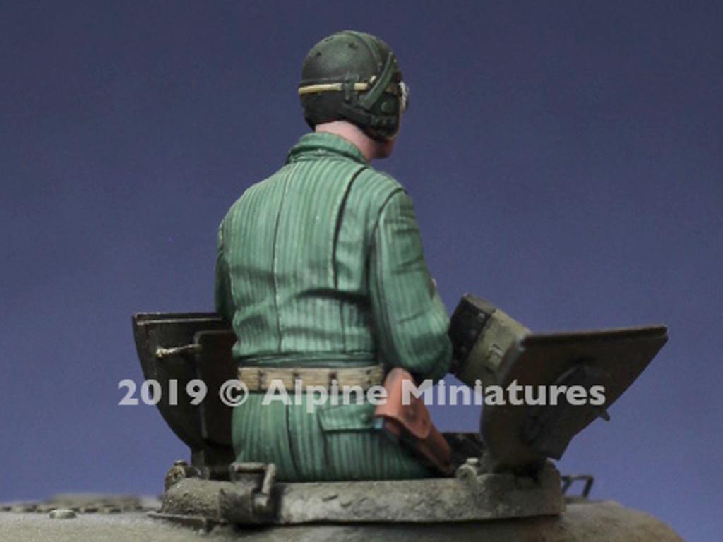 Comandante Tanque US (Vista 5)