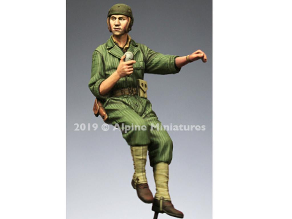 Comandante Tanque US (Vista 6)