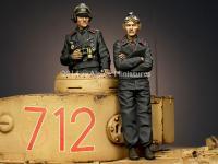 Comandantes Panzer (Vista 8)