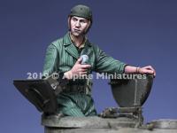 Comandante Tanque US (Vista 10)
