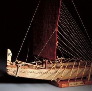 Nave Egipta - Regno di Sahure  (Vista 4)