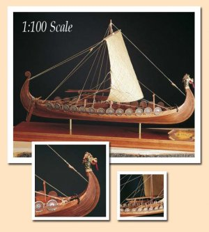 Drakkar Vikingo  (Vista 1)