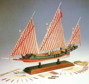 Galeotta Griega Siglo XIX   (Vista 1)