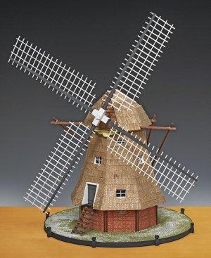 Molino de Viento Holandes  (Vista 2)