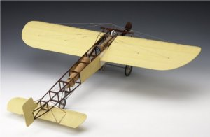 Avión Bleriot XI  (Vista 2)