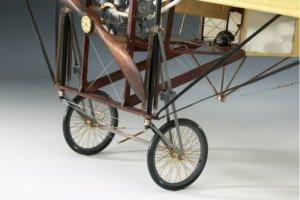 Avión Bleriot XI  (Vista 3)