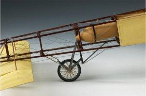 Avión Bleriot XI  (Vista 4)
