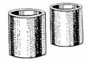 Cilindro Abarsivo Fino  (Vista 1)