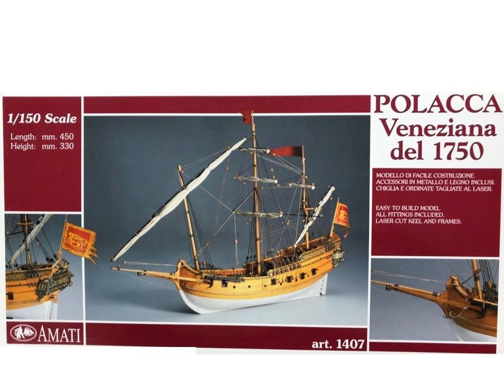 Polacca Veneciana (Vista 1)