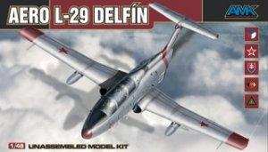 AERO L-29 Delfin  (Vista 1)