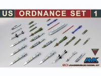 Conjunto de municiones de EE.UU. n. 1 (Vista 2)
