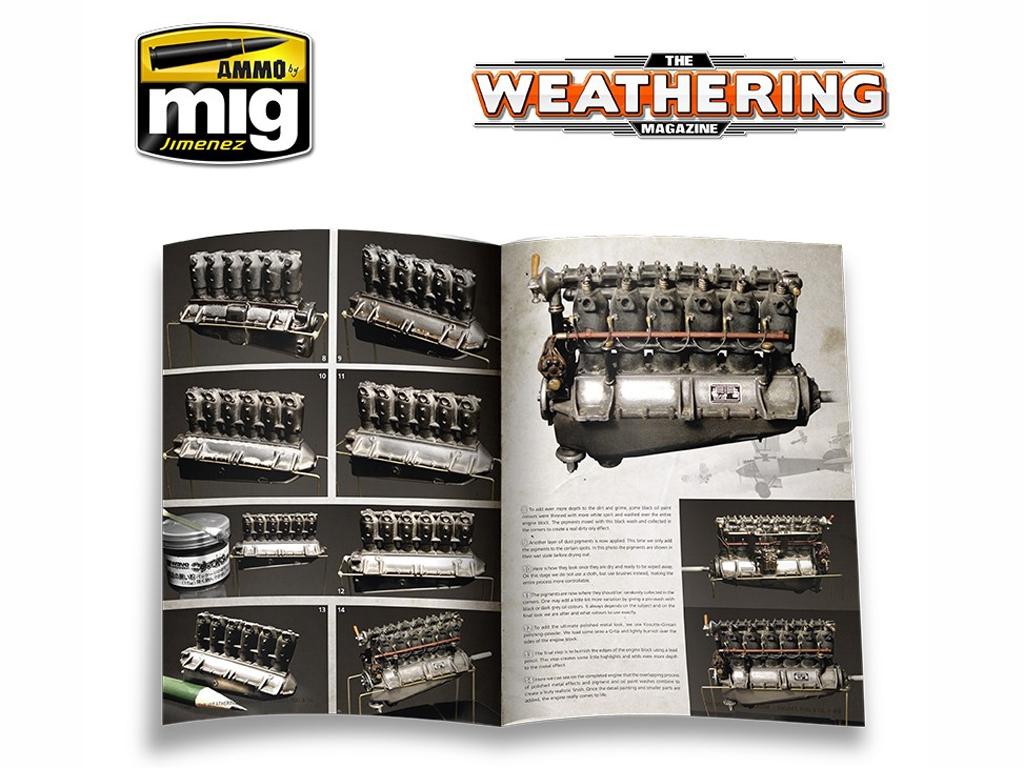 Motores, Gasolina y Aceite  (Vista 5)
