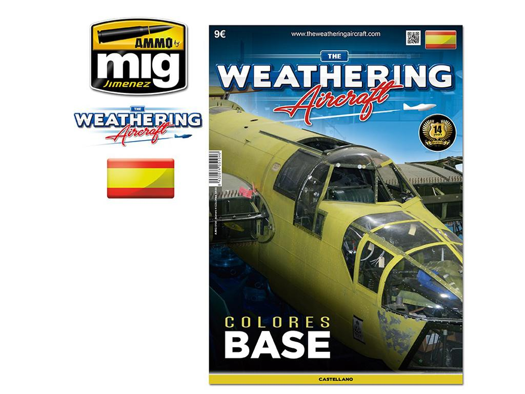 Weathering Aircraft - 04 - Colores Base