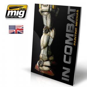 In Combat – Painting Mechas - Ref.: AMMO-6013