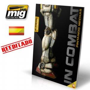 In Combat Pintando Mechas - Ref.: AMMO-6014