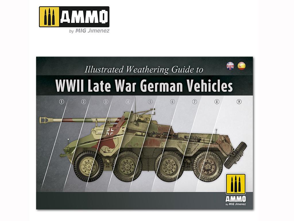 Guía ilustrada de vehículos alemanes de la Segunda Guerra Mundial
