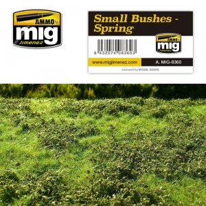 Arbustos Pequeños Primavera  (Vista 1)