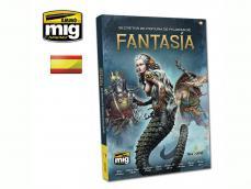 Secretos de Pintura de Figuras de Fantasia - Ref.: AMMO-6126