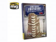 Como Hacer Edificios Guia de Montaje y Pintura - Ref.: AMMO-6136