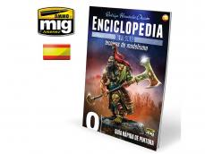 Enciclopedia de Figuras Vol 0 - Ref.: AMMO-6230