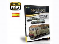 Pintando Trenes Realistas - Ref.: AMMO-6251