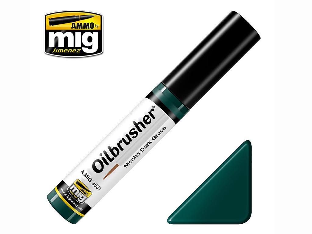Verde Oscuro para Mechas (Vista 1)