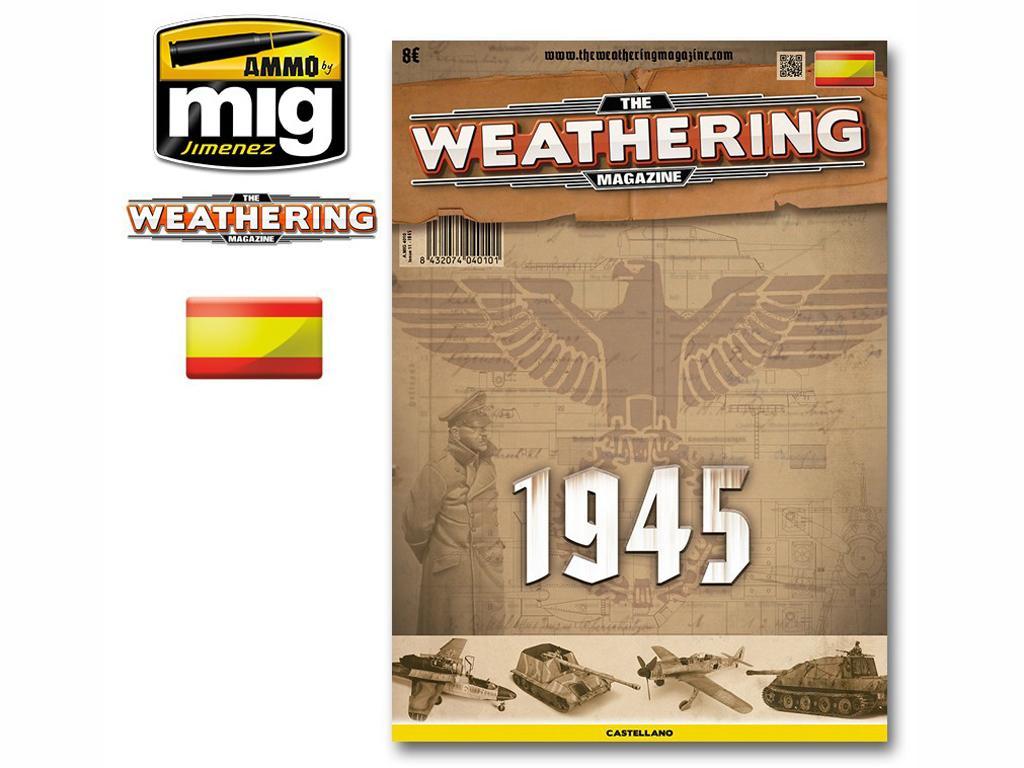 The Weathering, 11, 1945 (Vista 1)