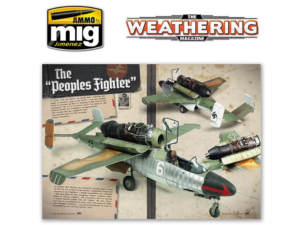 The Weathering, 11, 1945 (Vista 3)