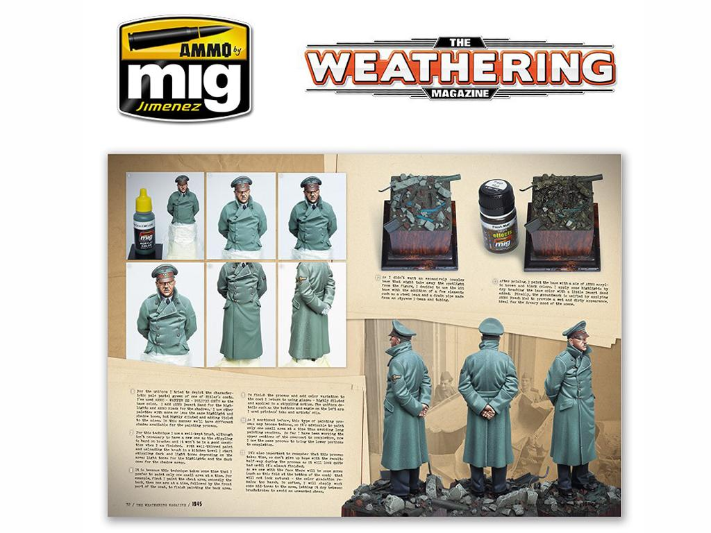 The Weathering, 11, 1945 (Vista 5)