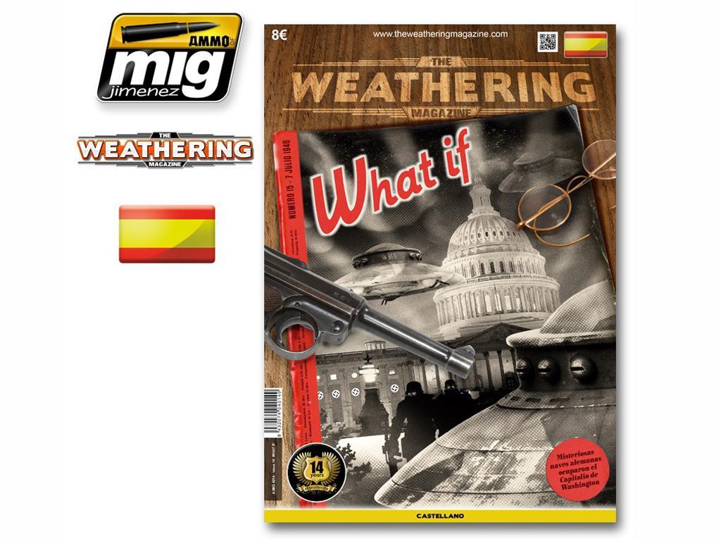 Weathering Número 15 What If (Vista 1)