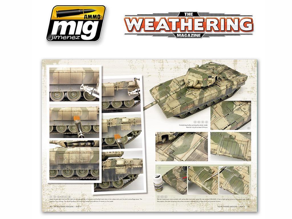 Weathering Número 15 What If (Vista 3)